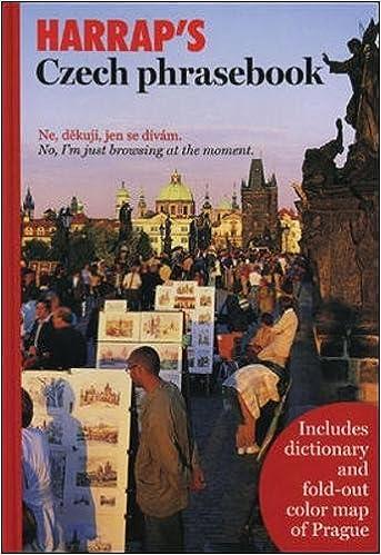Harraps Czech Phrasebook