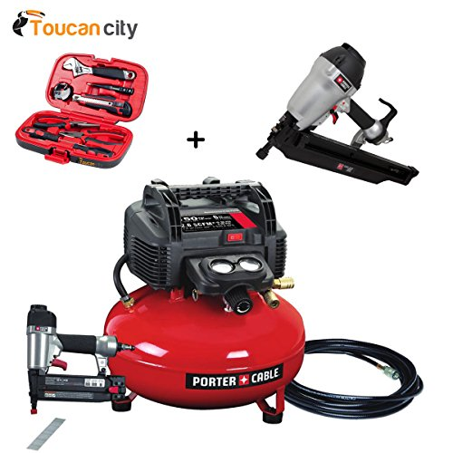 Porter-Cable 6 gal. 150 PSI Portable Electric Air Compressor