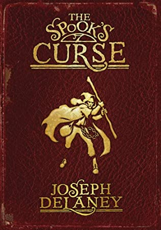 book cover of The Spook\'s Curse