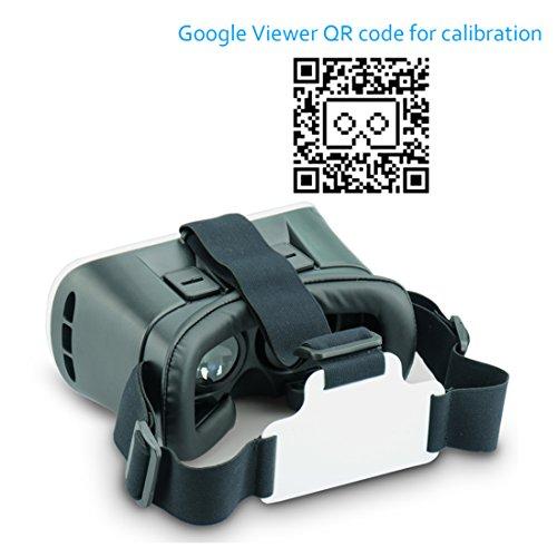 SUNNYPEAK? Google Cardboard V2 Virtual Reality Headset VR