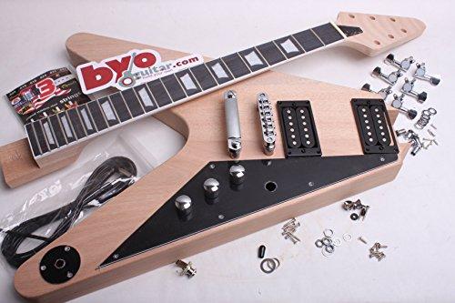 V Electric Guitar Kit