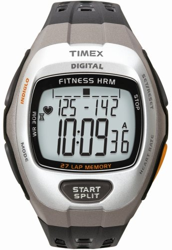 Timex T5H911 Unisex Digital Fitness Heart Rate Monitor Watch by Timex