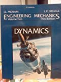 International Si Ed Meriam Engineering Mechan Ics Volume Two Dynamics, Meriam, J. L., 0471592730