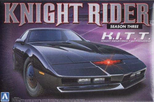 Dragon Aoshima Models Knight Rider 2000 K.I.T.T. Season 3...