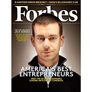 Forbes, October 22, 2012 Periodical