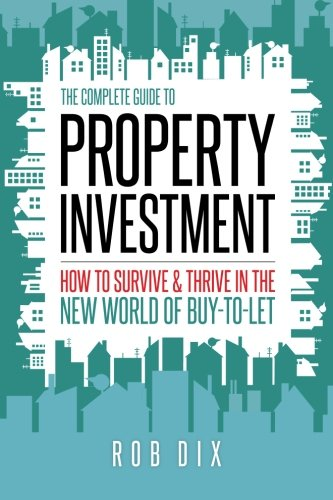 Book cover - The Complete Guide to Property Investment