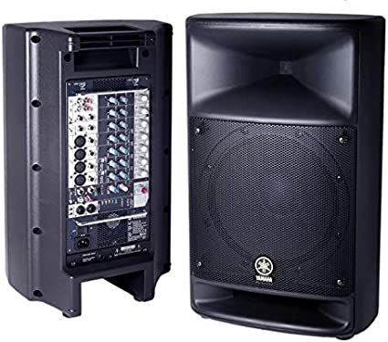 EUROSOUND Yamaha Stagepas 500 2 x 250 W: Amazon.es: Instrumentos ...