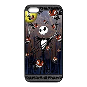 Christmas Hallowmas feeling practical Cell Phone Case for iPhone 5S(TPU)