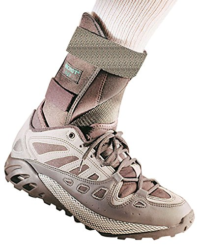 Aircast 02MLL Airsport Ankle Brace, Left, Large