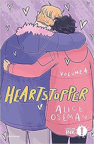 libro Heartstopper 3 in italiano