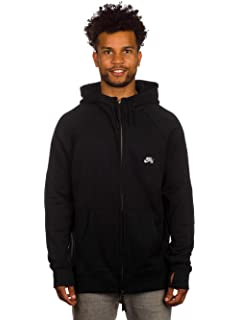 the latest 1ef81 873f8 Nike Mens SB EVERETT GRAPHIC FZ HOODIE 704813-010