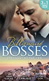 Pregnant By The Ceo: Sensible Housekeeper, Scandalously Pregnant / She's Having the Boss's Baby / The Baby Who Saved Dr Cynical