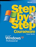 Microsoft Windows XP Professional Step-by-Step Courseware Core Skills, Microsoft Official Academic Course Staff, 0470069392