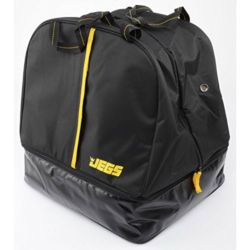 JEGS Performance Products 1019 Deluxe Helmet Bag with Neck Support Storage by JEGS