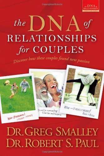 The DNA of Relationships for Couples ebook