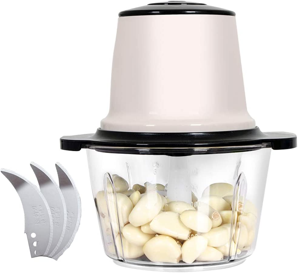Picadoras de Carne Procesador de Alimentos eléctrico, Mini Cocina ...
