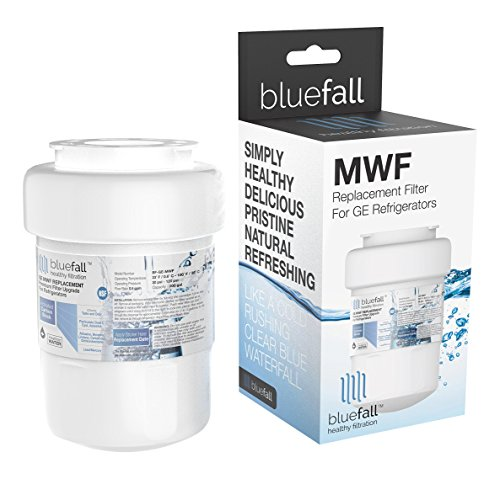 Price comparison product image BLUEFALL GE MWF Refrigerator Water Filter Smartwater Compatible Cartridge