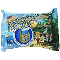 Adventure Lil' Booty's Adventure Wipes Flushable Wipes...
