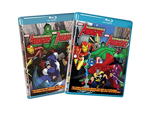 The Avengers: Earth's Mightiest Heroes Seasons 1-2