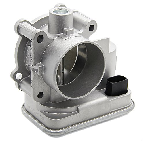 04891735AC Complete Electronic Throttle Body Assembly with IAC TPS for Dodge Avenger Caliber Journey Chrysler 200 Sebring Jeep Cherokee Compass Patriot Replace # 4891735AB 4891735AC 4891735AD