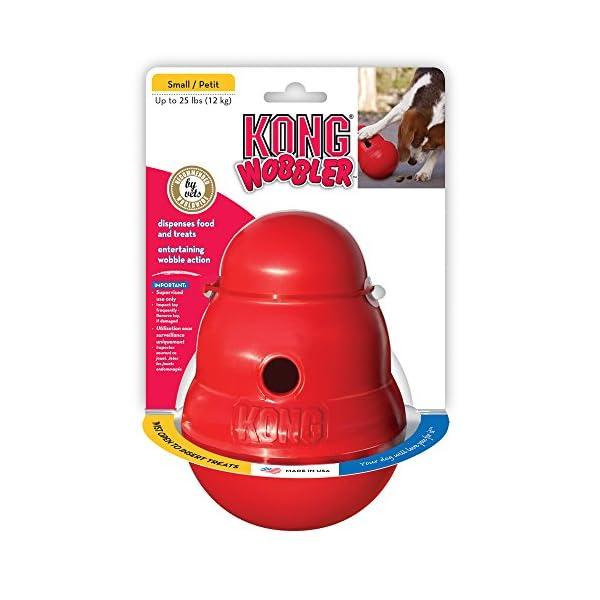 KONG Wobbler Dog Toy 3