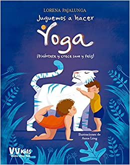 Amazon.com: Juguemos a hacer yoga (Spanish Edition ...