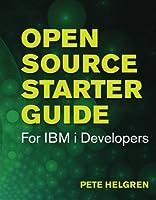 Open Source Starter Guide for IBM i Developers Front Cover
