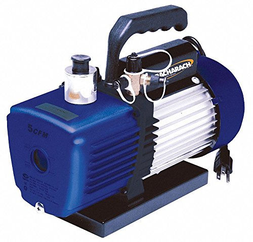Refrig Evacuation Pump,2.0 cfm,21.5 lb.
