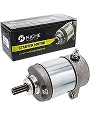 NICHE Starter Motor Assembly for Honda Rancher 350 TRX350FE TRX350FM TRX350TE TRX350TM 31200-HN5-A81 31200-HN5-M01