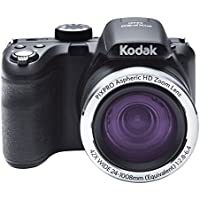 Kodak PIXPRO Astro Zoom AZ421 16 MP Digital Camera with 42X Opitcal Zoom and 3' LCD Screen (Black)