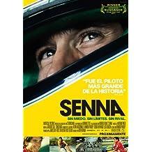 Senna Movie International Mini Poster 11x17in Ayrton Senna