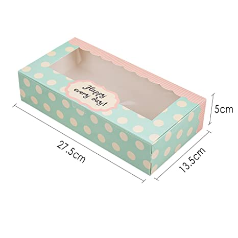 Zhi Jin caja de 12 Cavidades Moldes de papel para magdalenas Cupcake postre embalaje cajas de
