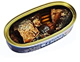 Canned sardines 36 cans total net weight 4320 grams (120gX36 tins), seafood from South China Sea Nanhai
