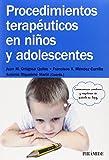 img - for Procedimientos terap      uticos en ni      os y adolescentes book / textbook / text book