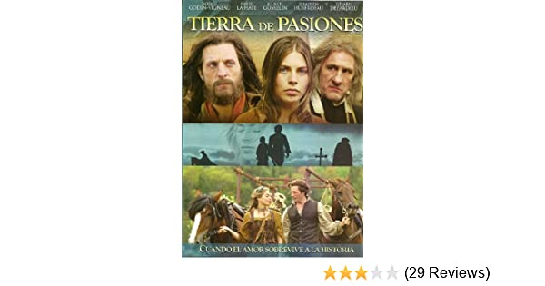 Amazon.com: Tierra de Pasiones (Nouvelle France) aka Battle of The Brave [NTSC/Region 1 & 4 dvd. Import - Latin America] (Spanish subtitles): Gérard ...