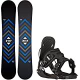 snowboard packages for men 162 - 2117 Of Sweden Berg 162cm Mens Snowboard + Flow Alpha Bindings - Fits US Mens Boots Sized: 11,12