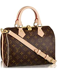 Monogram Canvas Speedy Bandouliere 25 Article:M41113 Made in France
