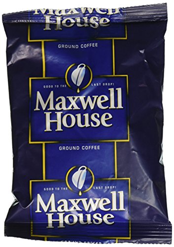 Maxwell House Ground Coffee, 2-Ounce Packages (Pack of 192) by MAXWELL HOUSE