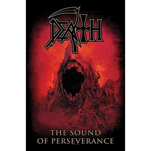 Death - Poster Flag