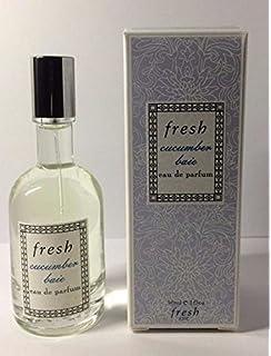 Amazoncom Fresh Cucumber Baie Eau De Parfum Spray Perfume 35
