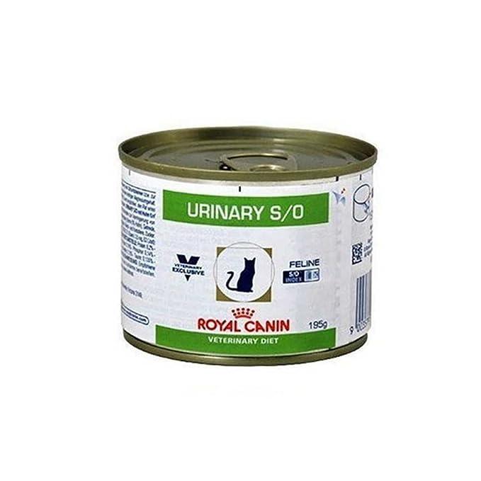 Royal Canin C-58392 Lata Feline Urinary S/O , 195 g, 1