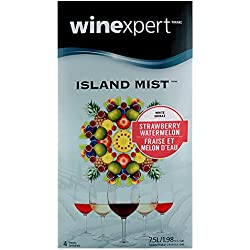 Midwest Homebrewing and Winemaking Supplies Island Mist Strawberry Watermelon White Shiraz