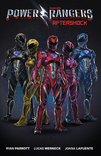 (Saban's Power Rangers: Aftershock)