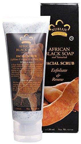 Moisture African Black Problem Facial