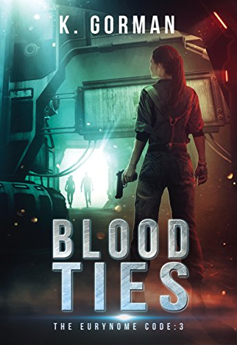 (Blood Ties (The Eurynome Code Book 3) )