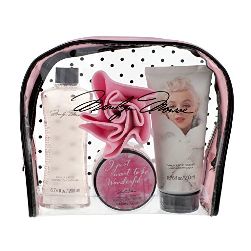 Marilyn Monroe Bubble Bath and Bath Sets (Oval Bag Bath Set)