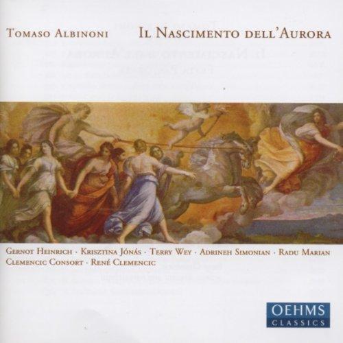 Il nascimento de l'Aurora: Recitative: Cosi sapra la diva (Apollo, Flora, (Apollo Dive)