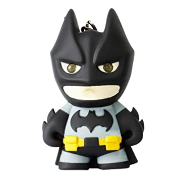 Motif Clés Lampe Occitop Héros Batman Poche Super Son Porte De Led HE9IeDW2Y
