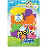 Perler Bead Pegboard Value Pack, 8 pcs