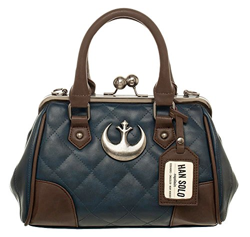 Star Wars Purse (Star Wars Han Solo Inspired Kisslock Bag)